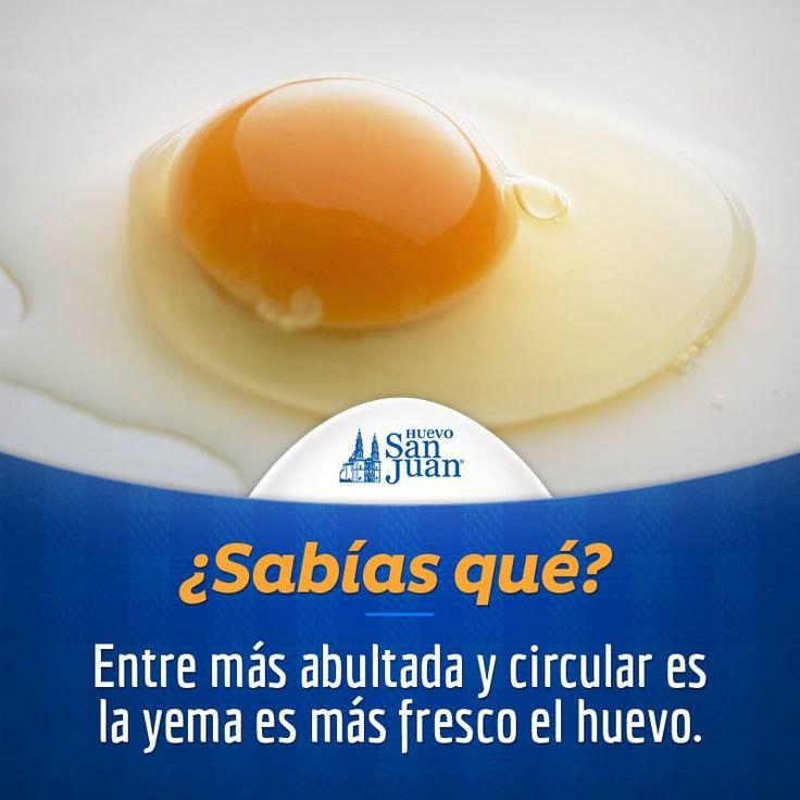 Siempre frescos, siempre listos  #huevo #HuevoSanJuan
