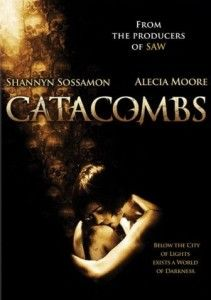Catacombs Movie Poster, This was supposed to be a big hit, but really was a flop! Such a waste of time! #catacombs #horrormovie