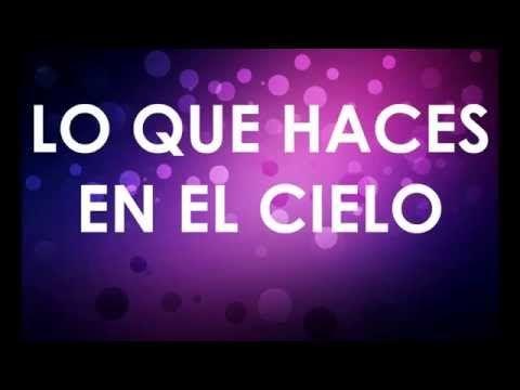DESCIENDE CON LETRA - Christine D' Clario - YouTube