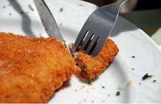 Milanesa argentina (Beef schnitzel)