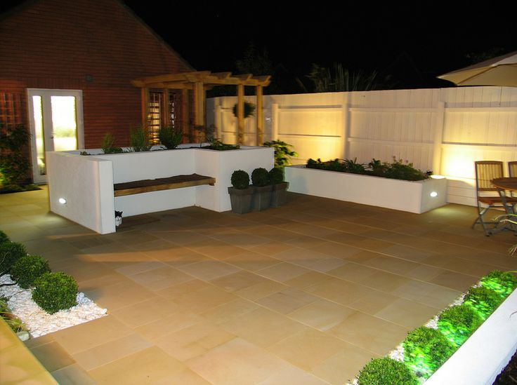 view a portfolio of our awards and garden designs this page shows details of a contemporary design for a paved outdoor space