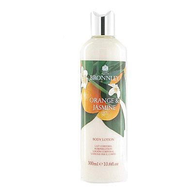 Bronnley Orange & Jasmine Body Lotion 300ml