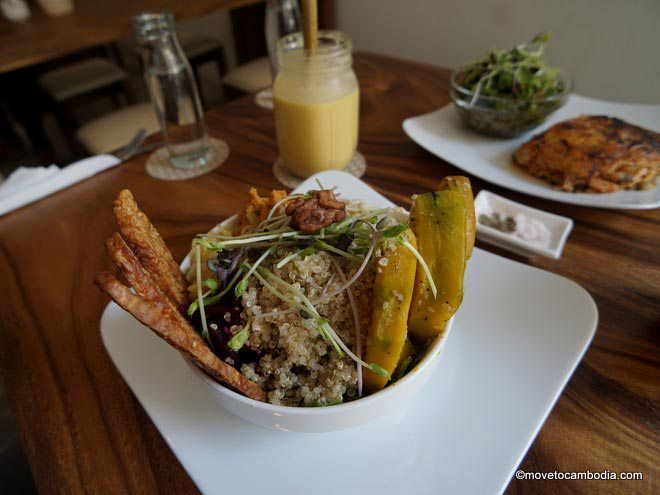Where to eat in Phnom Penh