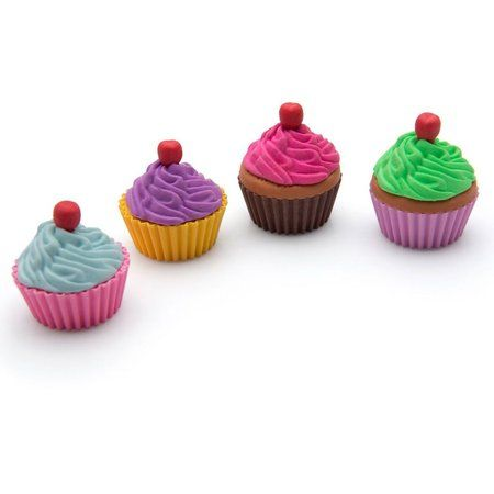 Kit Borrachas Cupcake