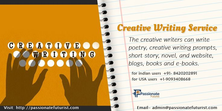 Creative writing and web design service for companies in USA, UK, Australia and India