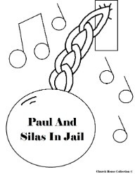 35 best PAUL & SILAS IN PRISON !!! images on Pinterest