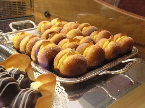 Recipes From 1861 | Pesche ('Peaches') from Prato recipe.In late ... | Food & Wine in Tus ...