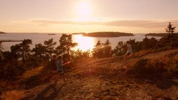 Finland is the land of the Midnight Sun. Over two thirds of the world's people who experience this phenomenon live in Finland.