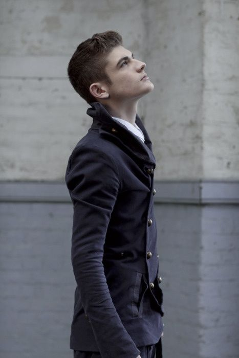 Men's style: Jacket!