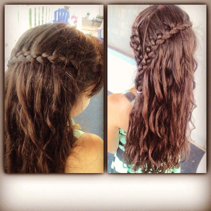 Hairstyles For 5th Grade : 17 best images about clarissas hairstyles on pinterest easy