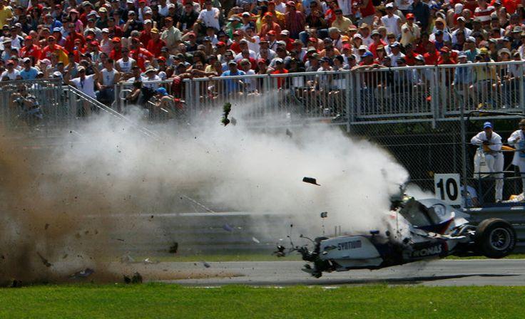 Robert Kubica - Canada - 2007