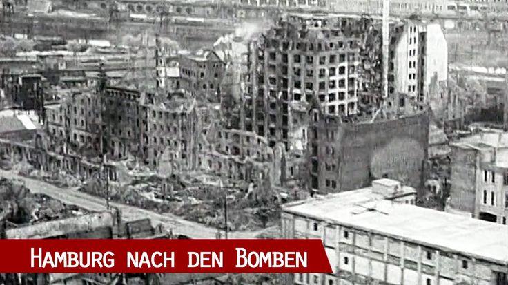 Hamburg 43-45  ausgebombt