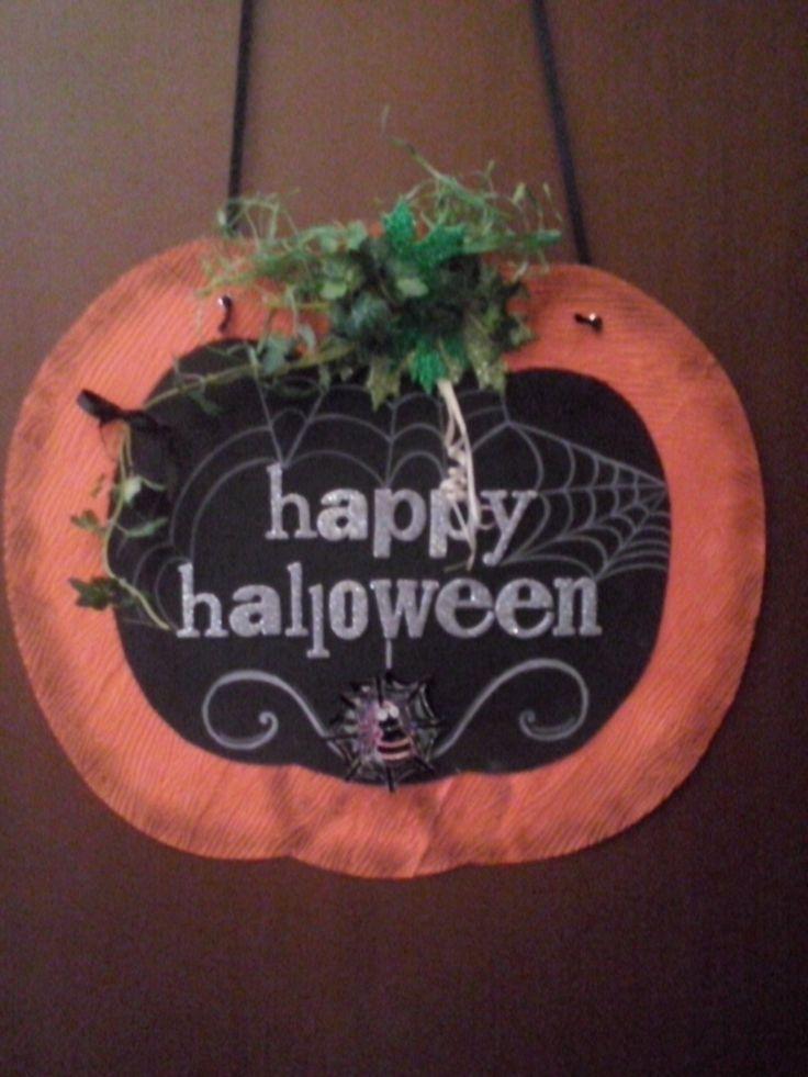 Fuori porta halloween