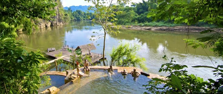 Kanchanaburi River Kwai Tented Camping Resort And Hotels Thailand - Glamping at Hellfire Pass