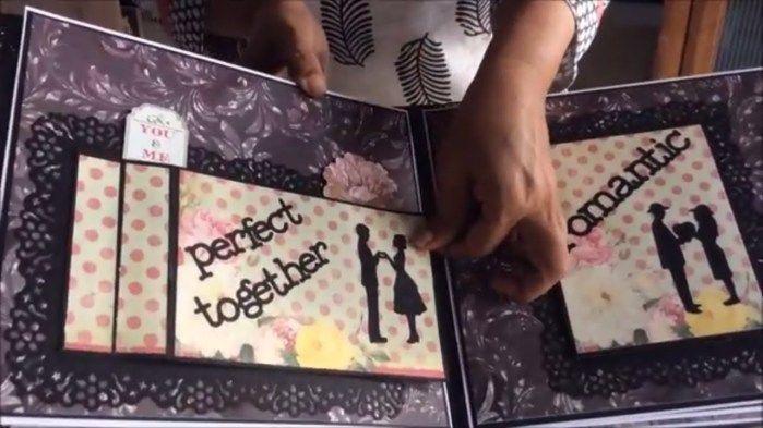 Love Scrapbook Ideas Romantic Scrapbook Diy Cutest Birthday