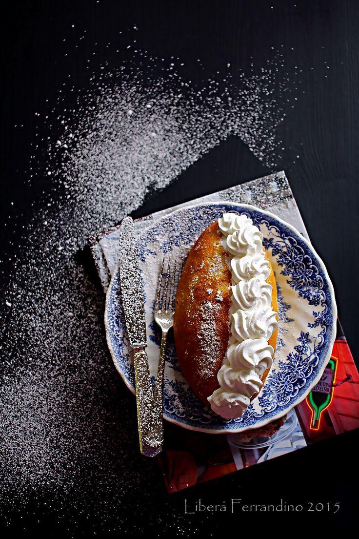 Maritozzo ricetta senza glutine gluten-free