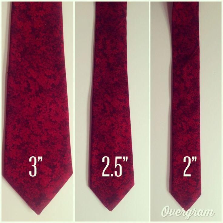 Tie Tailoring