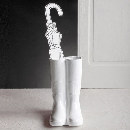 Seletti - 'Rainboots' Umbrella Stand