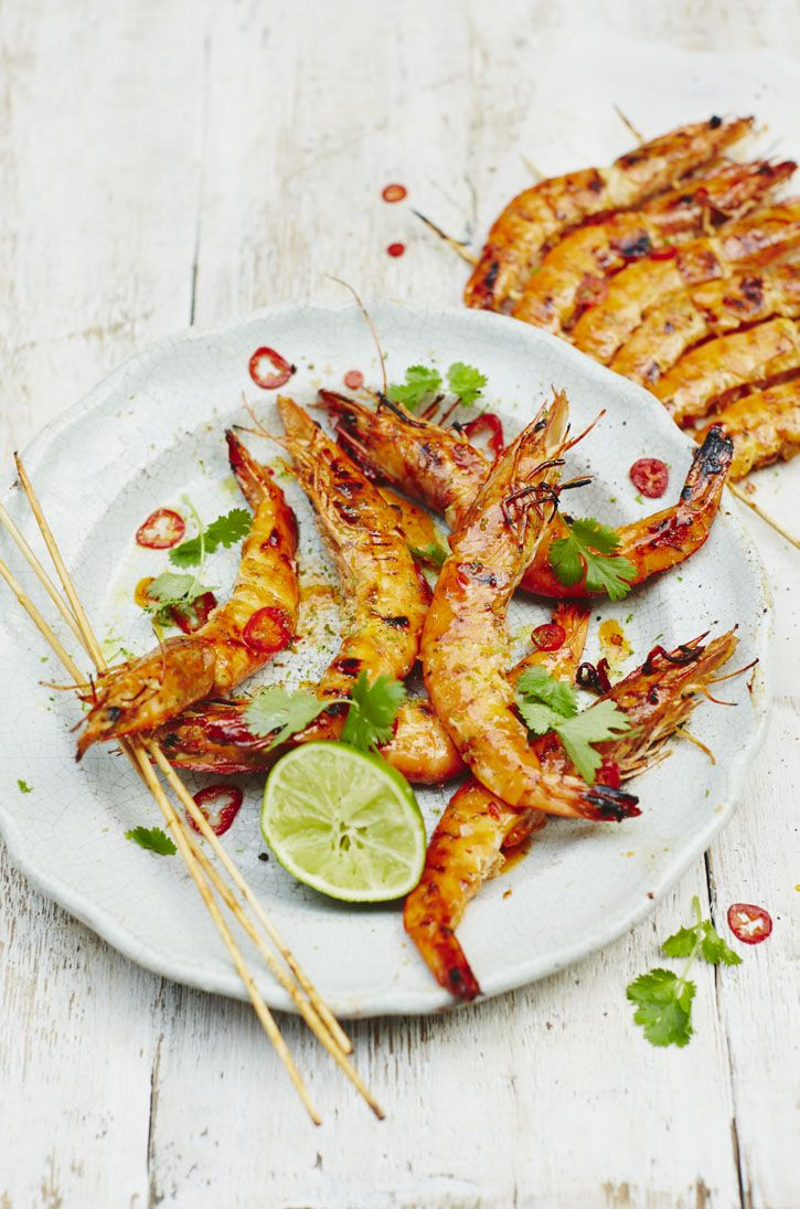 The 13 best jamie olivers christmas feast images on pinterest jamie olivers best aussie christmas recipes asian style barbecued prawn racks page 2 food pictures on lifestyle forumfinder Image collections