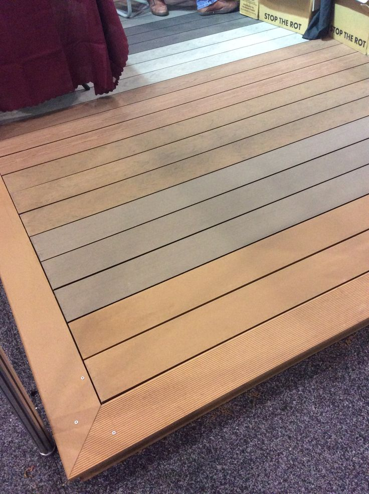 274 best images about the deck on pinterest deck for Reclaimed wood decking