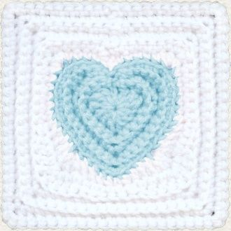 This would be great for a baby afghan.