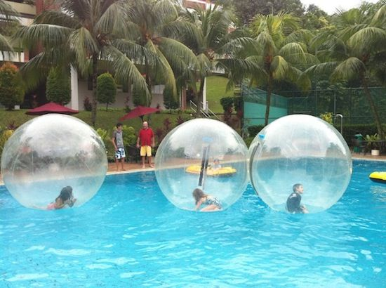 Birthday parties singapore style backyard ideas for Garden pool party