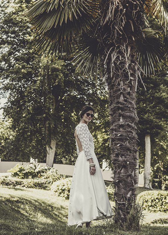 Laure de Sagazan | Robes de mariée | Collection Two thousand and fifteen