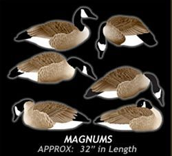 """Canada Goose coats online shop - 32"""" Magnum Canada Goose Decoys - 3 Dz Pack   Plywood Silhouttes ..."""