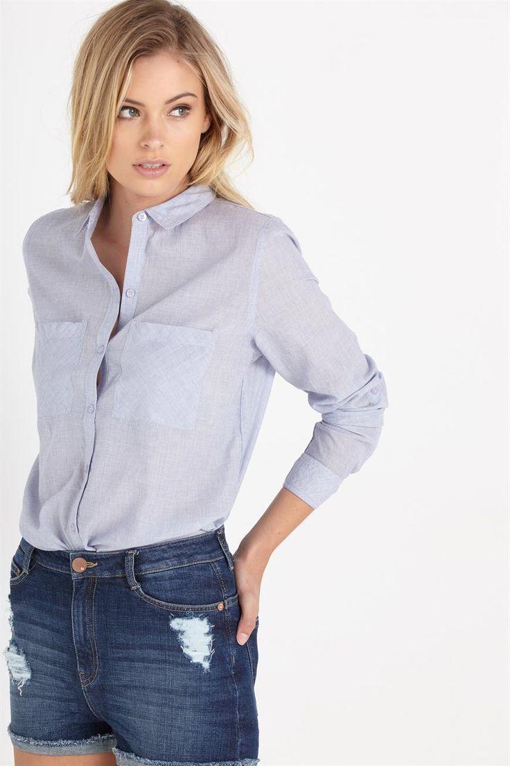 vivian cotton shirt