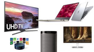 ET Cyber Week Deals: 32-inch Dell Monitor for $170 Samsung 55-inch 4K TV for $600 and more