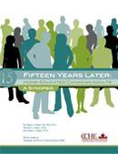 """Centre canadien pour l'école-maison, étude publiée en 2009 - résumé en français de l'étude """"Quinze ans plus tard : les adultes canadiens diplômés de l'école-maison"""" (étude complète en anglais """"Fifteen Years Later: Home-Educated Canadian Adults"""") - http://www.hslda.ca/about_home_education/research"""