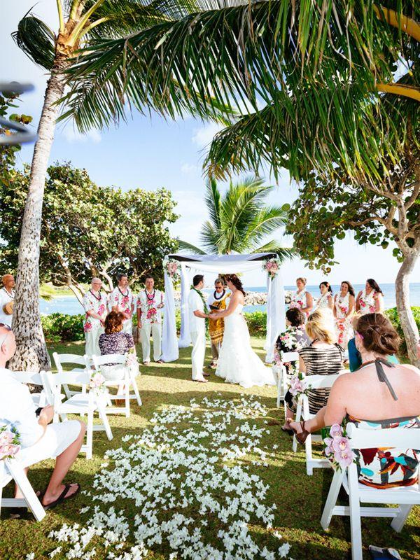Aulani Disney Resort Wedding Ceremony Www Chrissylambert