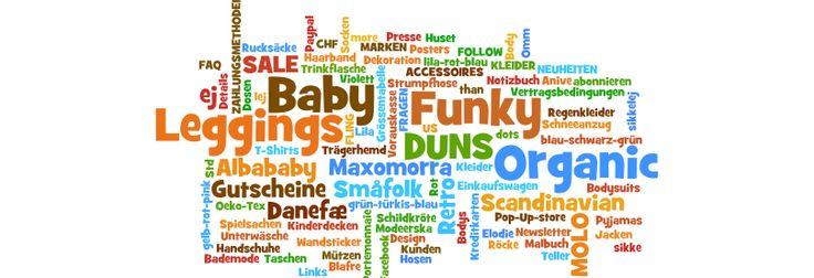 Funky Baby - skandinavische Kindermode