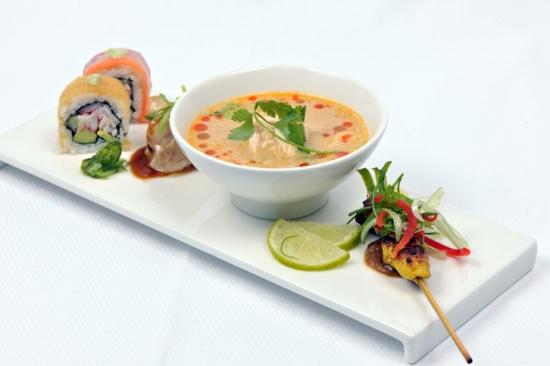 Chef Rudi culinary event