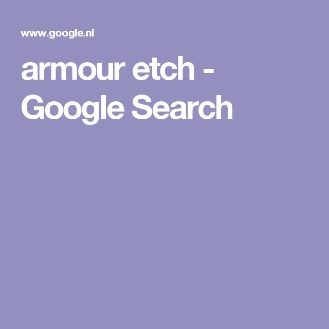 armour etch - Google Search