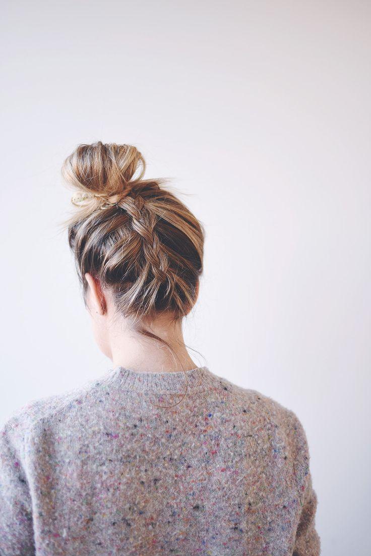 5 hverdagsfrisurer – Update på ugens udfordring – Emily Salomon