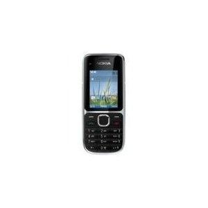Nokia C2-01 Sim Free Mobile Phone 3G - Black  http://phonebuzz.biz
