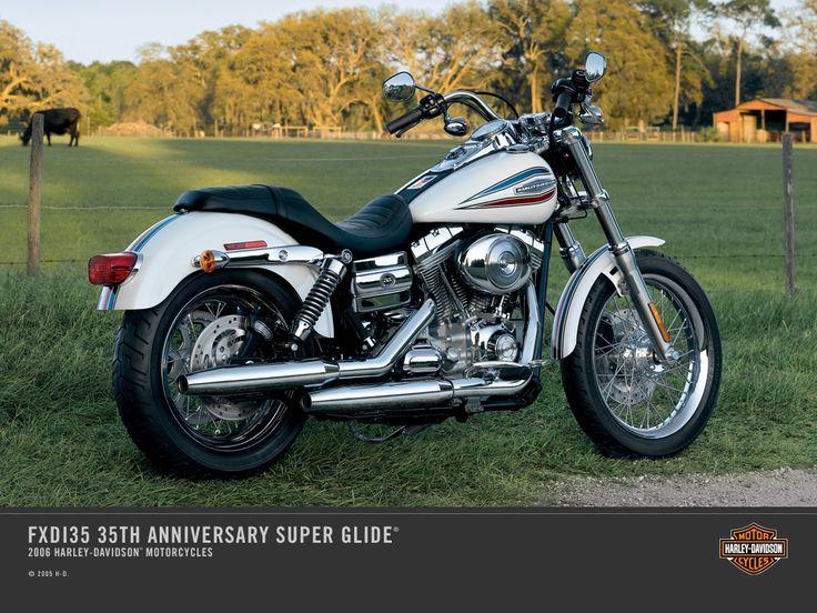 2006 Dyna Super Glide 35TH Anniversary Harley davidson