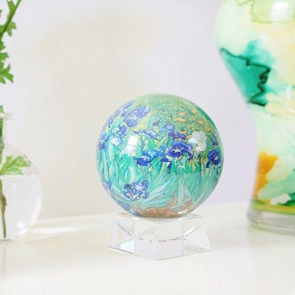 Globe Mova Iris Vincent Van Gogh Van Gogh Iris Globe