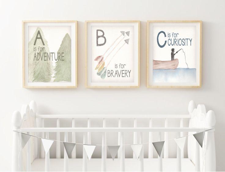 17 Best Ideas About Rustic Nursery On Pinterest