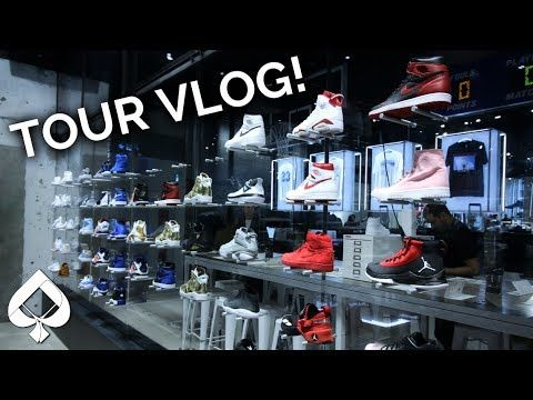 THE BEST AIR JORDAN STORE EVER! (CRAZY RESTOCK TOO!) TOUR VLOG Feels 22 Sneakers...  Here is the SneakerTalk 306 Yonge Air Jordan Store Toronto TOUR VLOG! We finally have this beautiful dedicated Air Jordan store in Toronto! Subscribe for more Air Jordan videos and to see all the new Air Jordans...