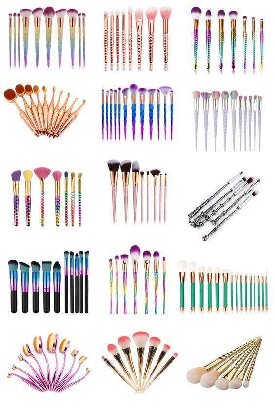 I talk about 15 gorgeous makeup brush sets that cost under £10 each. Proving there are beautiful affordable makeup brush sets available.  Learn more by visiting the image link. #HairBeauty