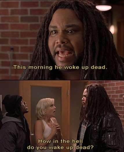 Scary Movie is seriously hilarious ! lmaoo.