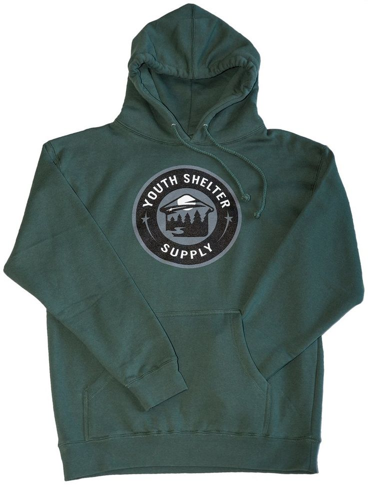 The Youth Shelter Supply Wildlife Pullover Hoodie