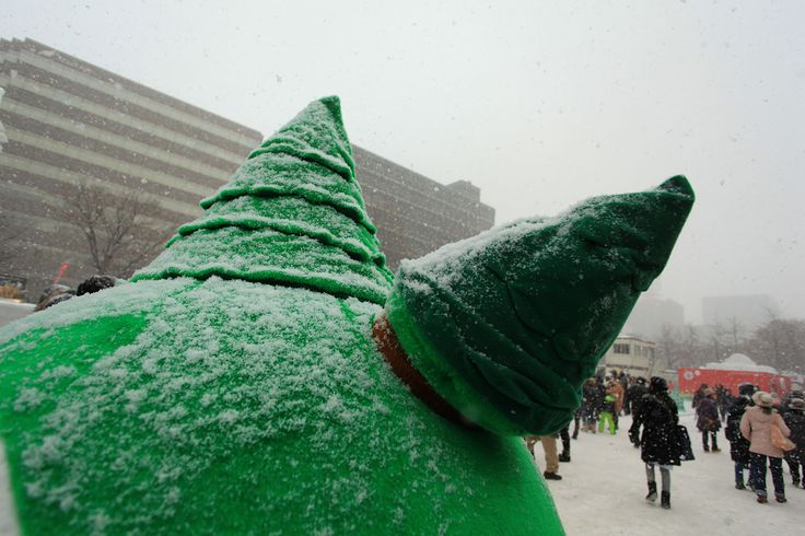 さっぽろ雪まつりの思い出!