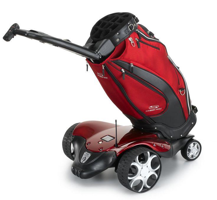 F1 Lithium Remote Golf Trolley | Electric Golf Trolleys | Powered Golf Trolley