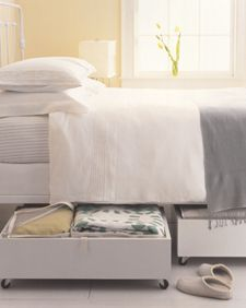 Bedrooms are where we go to rest and relax. That can be hard to do if your clothes are strewn all over and your jewelry is tangled. Restore order while maintaining a beautiful space with our easy organizing solutions.