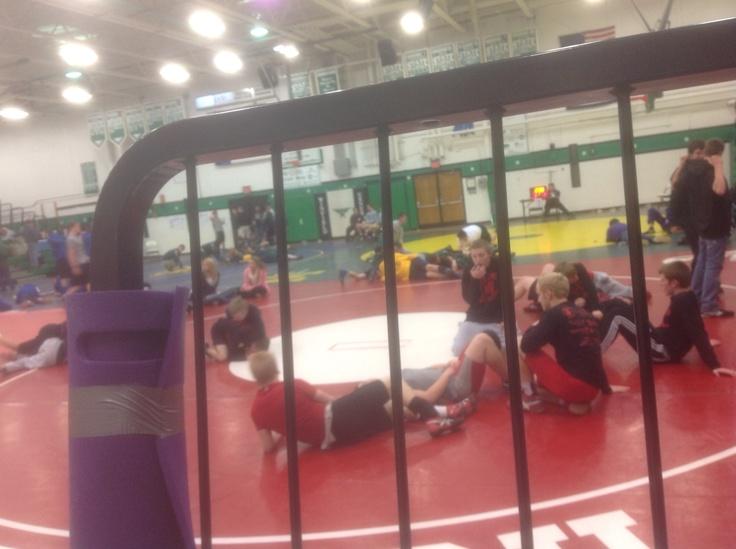 Cabell midland wrestling