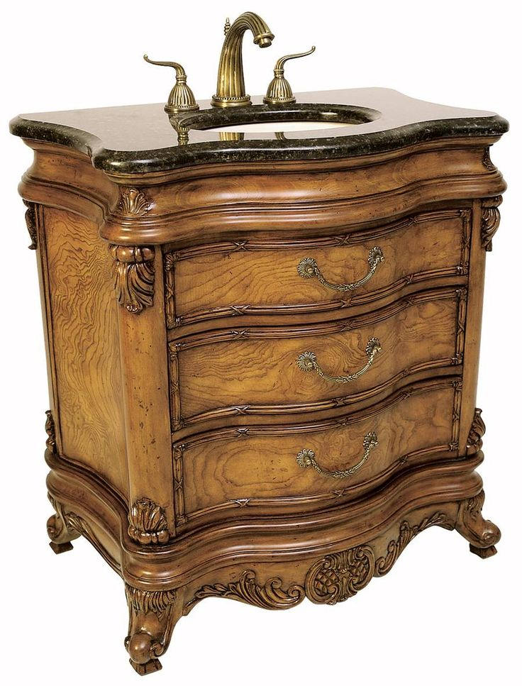 170 Best Single Antique Bathroom Vanities Images On