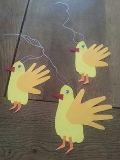 Homemade kyllinger.
